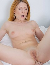 Dirty Ginger Teen Enjoys Nasty Sex With Her New Boyfriend - Picture 8